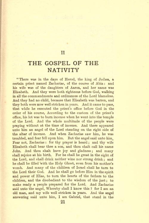 gospel of luke commentary pdf