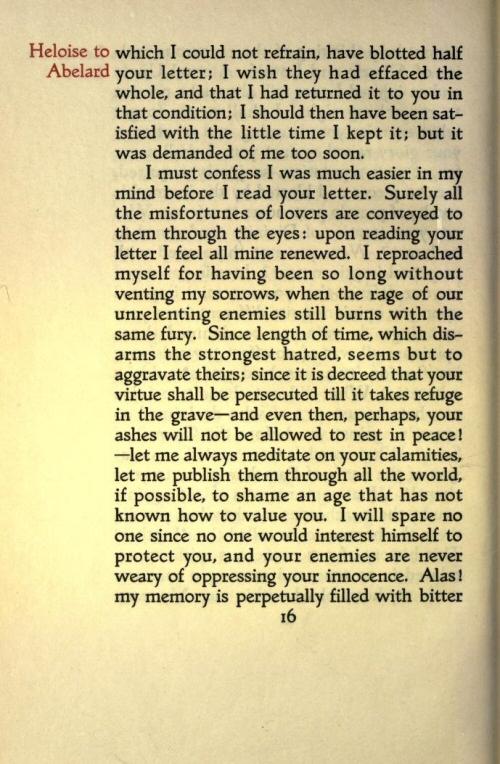 heloise abelard essay