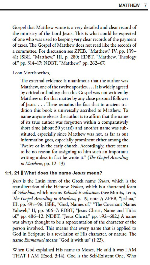 the gospel according to matthew essay Matthew 16:13-23 shows peter flip-flopping from faithfully proclaiming jesus as the messiah to then rebuking jesus's prediction of his death and crucifixion because of this, jesus goes from promising peter the keys of heaven to calling him satan and a.