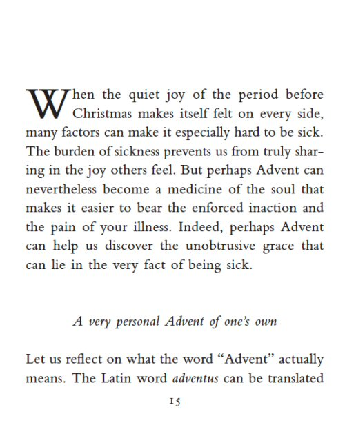 one sick christmas essay