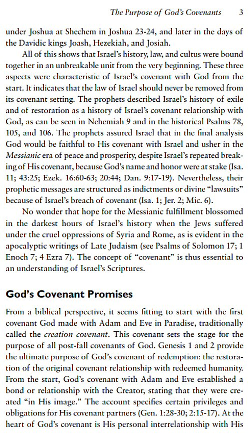 covenant and promise essay These are not the only covenants of the old testament, but studying these five promises from god allows for a fuller understanding of the unity of scripture and of.