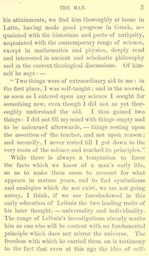 g.w. leibniz philosophical essays