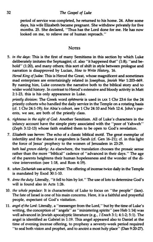 the gospel of luke essay Spring trimester 2002 content 1 introduction 2 nearly half of the occurrences in luke's gospel are in the first chapters, in the infancy narrative.