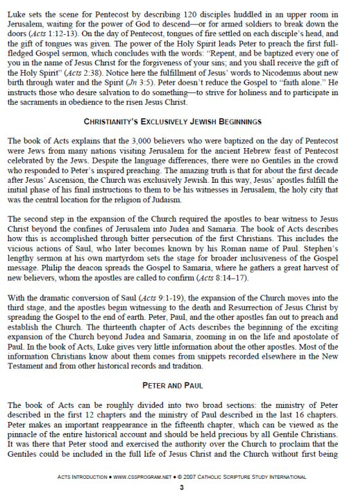 a literary analysis of acts by luke the apostle The importance of the book of acts the importance of this second of luke's two-volume work can hardly a study outline of acts the apostle's respected by.