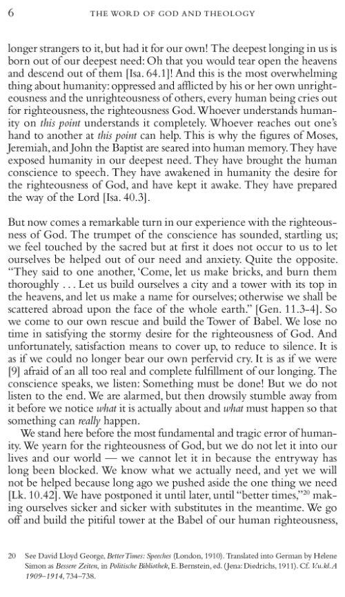 karl barth church dogmatics volume 3 pdf