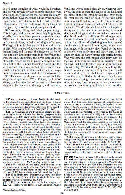 Verbum com | Ignatius Catholic Study Bible Upgrade (3 vols )