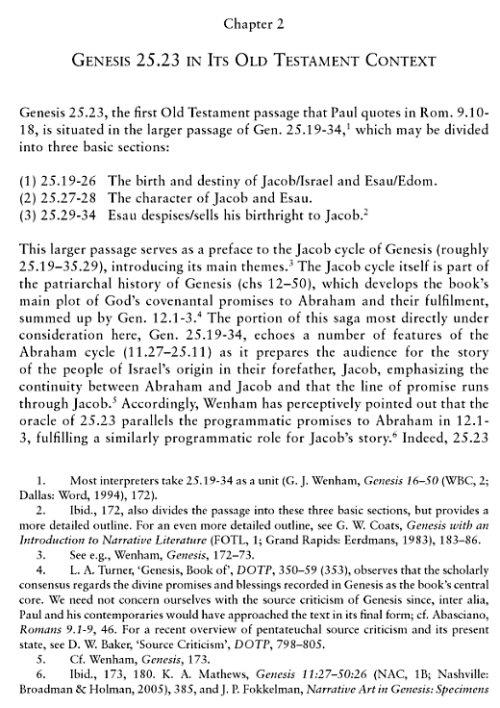 old testament essays journal